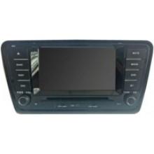 Штатное головное устройство EasyGo S309 (Skoda Octavia A7)