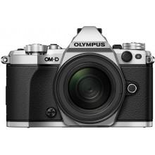 Цифровой фотоаппарат Olympus E-M5 mark II 12-40 PRO Kit silver/Black