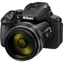 Цифровой фотоаппарат Nikon Coolpix P900 Black