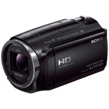 Видеокамера Sony HDR-CX620 Black