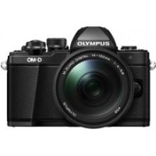 Цифровой фотоаппарат Olympus E-M10 mark II Pancake Zoom 14-42 Kit Black/Black