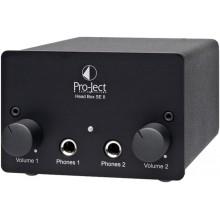 Усилитель для наушников Pro-Ject Head Box SE II Black