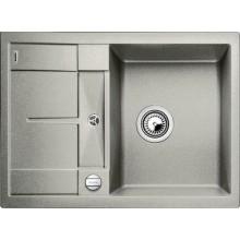 Кухонная мойкa Blanco METRA 45 S COMPACT SILGRANIT dark rock 519573