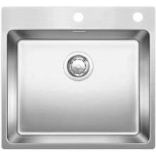 Кухонная мойка Blanco ANDANO 500-IF/A stainless steel polished 519556