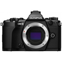 Цифровой фотоаппарат Olympus E-M5 mark II Body Black