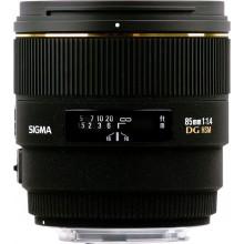 Объектив Sigma AF 85/1,4 EX DG HSM Nikon
