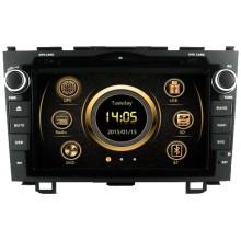 Штатное головное устройство EasyGo S312 (Honda CRV 2007-2011)