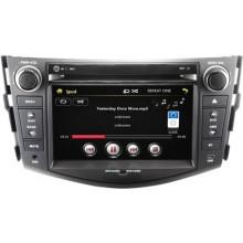Штатное головное устройство EasyGo S304 (Toyota RAV4 2008-2011)