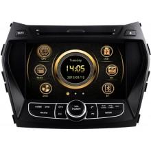 Штатное головное устройство EasyGo S310 (Hyundai IX45)