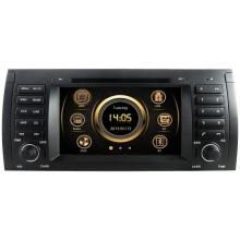 Штатное головное устройство EasyGo S316 (BMW 5 E39)