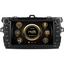 Штатное головное устройство EasyGo S317 (Toyota Auris 2006, Corolla 2007)