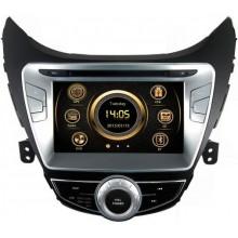 Штатное головное устройство EasyGo S322 (Hyundai Elantra 2011)