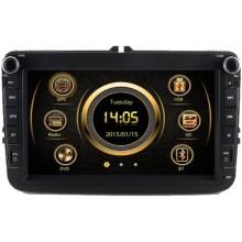Штатное головное устройство EasyGo S323 (VW Golf VI 8  DVD)
