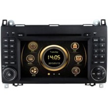 Штатное головное устройство EasyGo S325 (Benz B200, Vito, Viano, Sprinter)