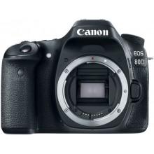 Цифровой фотоаппарат Canon EOS 80D body
