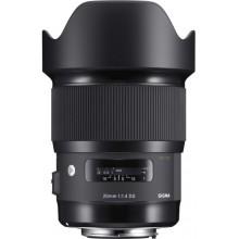 Объектив Sigma AF 20/14 DG HSM Art Nikon