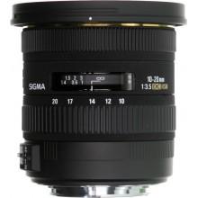 Объектив Sigma AF 10-20/35 EX DC HSM Nikon
