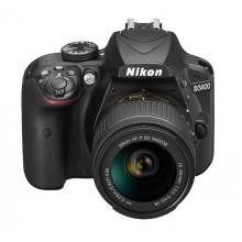 Цифровой фотоаппарат Nikon D3400 Kit 18-55 VR AF-P