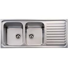 Кухонная мойка Teka CLASSIC 2B 1D 10119023