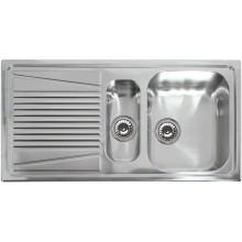 Кухонная мойка Elleci RIVER 475 DX SATINATO