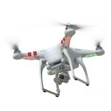 Квадрокоптер DJI PHANTOM 2 VISION