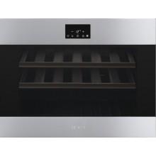 Встраиваемый винный шкаф Smeg CVI318X