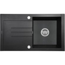 Кухонная мойка Perfelli TINETTO PGT 114-76 BLACK