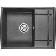 Кухонная мойка Minola MPG 1150-65 Черный