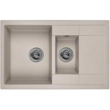 Кухонная мойка Minola MPG 5360-77 Базальт