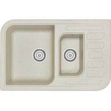 Кухонная мойка Minola MPG 5360-78 Пирит