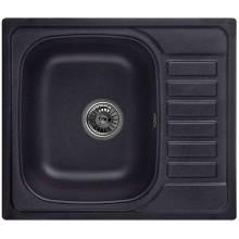 Кухонная мойка Minola MPG 1145-58 Черный