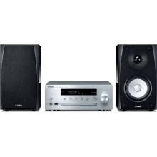 Аудиосистема Yamaha MCR-N570 Silver/Piano Black