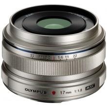 Объектив Olympus EW-M1718 17mm 1:1.8 Silver