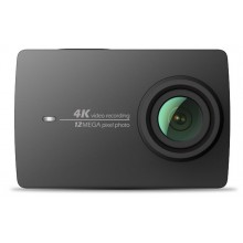 Action камера Xiaomi YI 4K Black (YAS-1616) International Edition