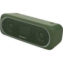 Портативная акустика Sony SRS-XB30G Green