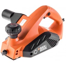 Электрорубанок Black&Decker KW712KA-QS