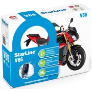 Автосигнализация StarLine Moto V66