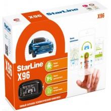 Автосигнализация StarLine X96 L