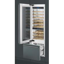 Встраиваемый холодильник Smeg WI66RS