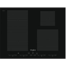 Варочная поверхность Whirlpool SMC654F/BT/IXL
