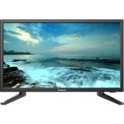 Телевизор BRAVIS LED-19E1900  T2 black