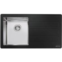 Кухонная мойка Smeg LP364XS