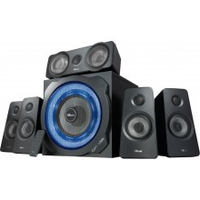 Компьютерные колонки Trust GXT 658 Tytan 5.1 Surround Speaker System