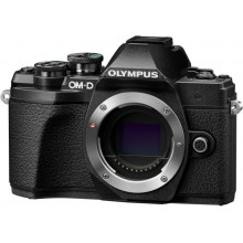 Фотоаппарат Olympus E-M10 Mark III Body Black