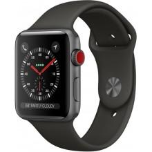 Носимый гаджет Apple Watch Series 3 Cellular 42mm Aluminum