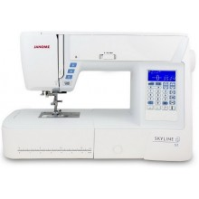 Швейная машина, оверлок Janome SkyLine S3