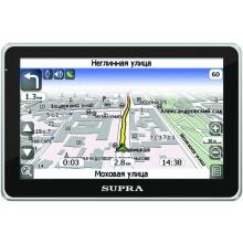 GPS-навигатор Supra SNP-432