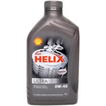 Моторное масло Shell Helix Ultra 0W-40 1L