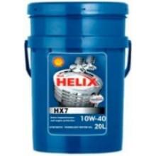Моторное масло Shell Helix HX7 10W-40 20L