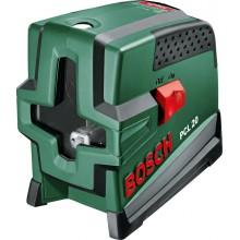 Нивелир / уровень / дальномер Bosch PCL 20